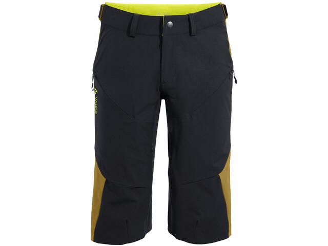 VAUDE Moab IV Shorts Men, negro
